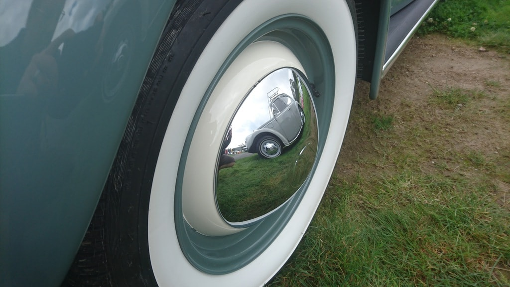 Arty VW Shot