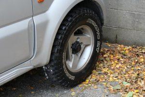 New Mud Tyres, Whoop Whoop.