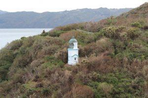 Matiu-Somes Island Lighthouse