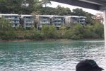 Our room from the water