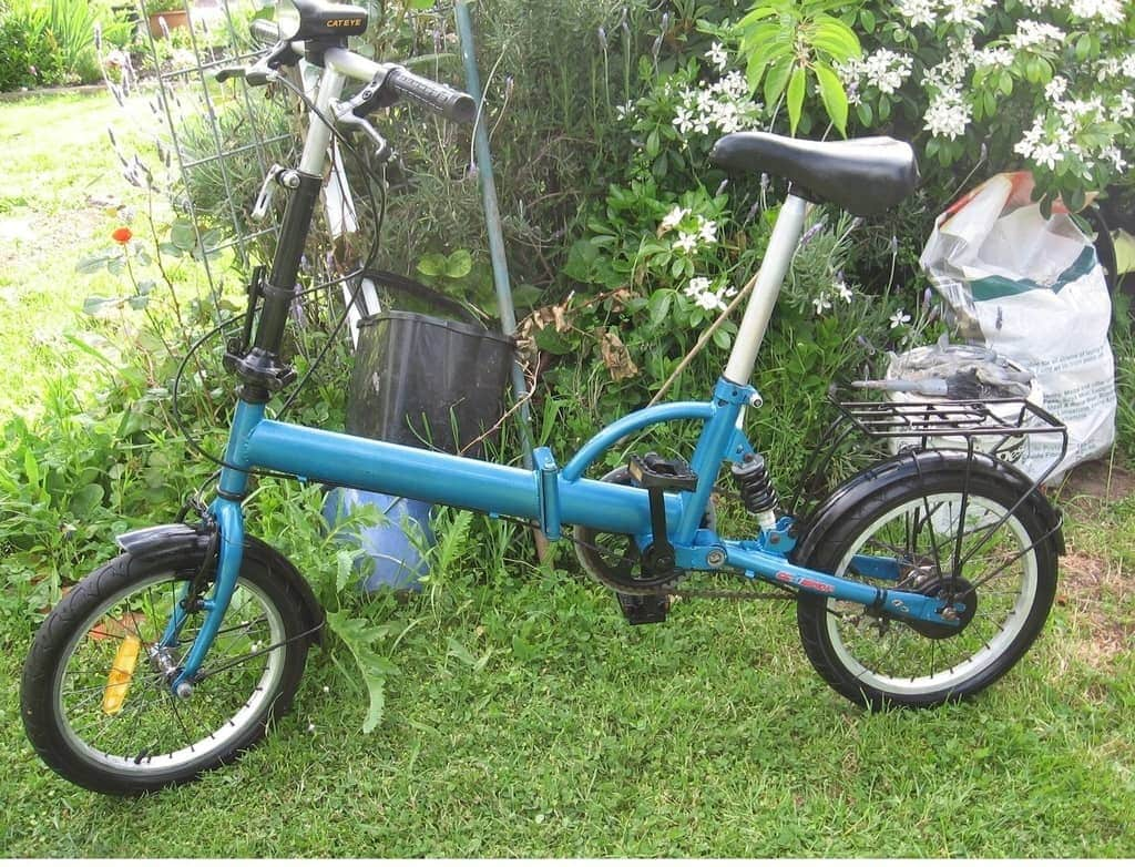 Photo of the bike from the TradeMe auction