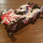 TOYOTA GAZOO Racing TS050 front